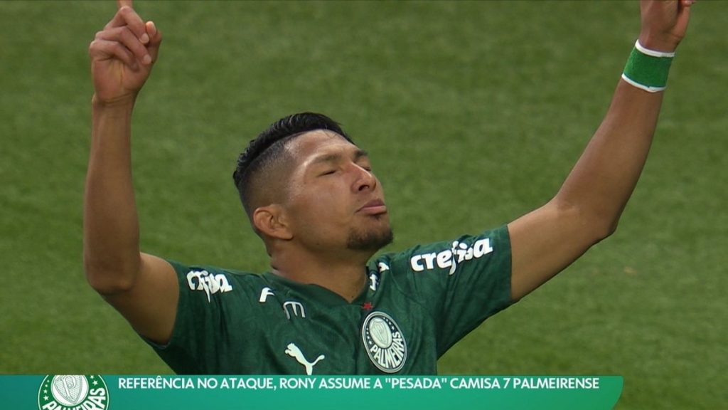 Palmeiras renews Ron's contract until 2025  Palm trees