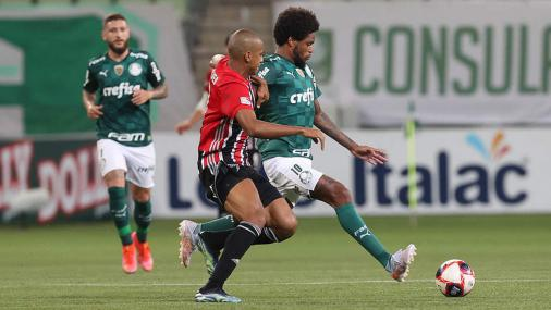 Palmeiras vs. Sao Paulo: Where to watch the Paulistao final, the referees and the squad