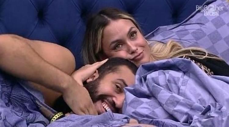Sarah and Jill (Photo: Rede Globo)
