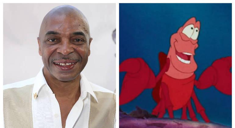 Sebastião voice actor Samuel E. Wright dies of The Little Mermaid - Entertainment