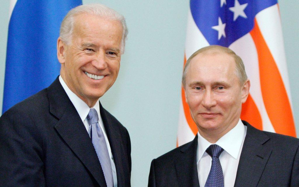 Summit between Biden and Putin to be held on June 16 in Geneva |  Scientist