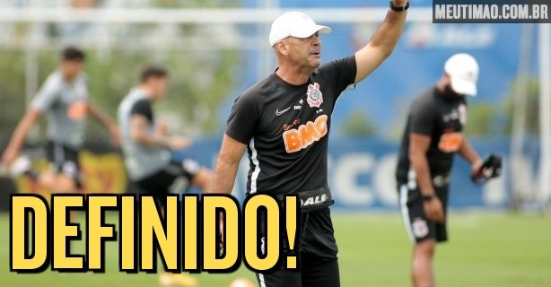 The Trio will order the Corinthians to train on an interim basis;  Danilo and Pugliese are ditched