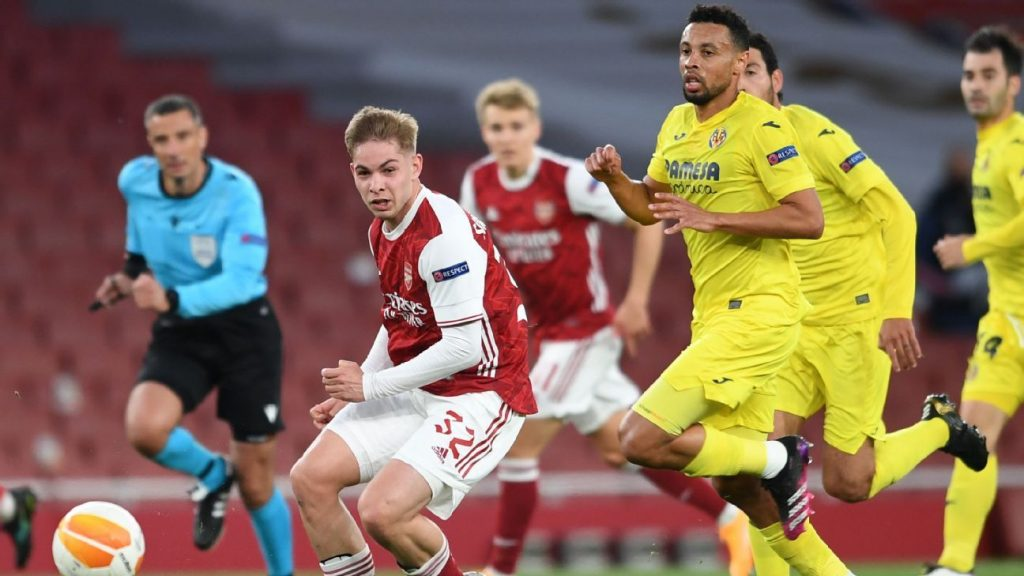 Villarreal holds Arsenal at Emirates Airlines and qualifies for the first European final in its history