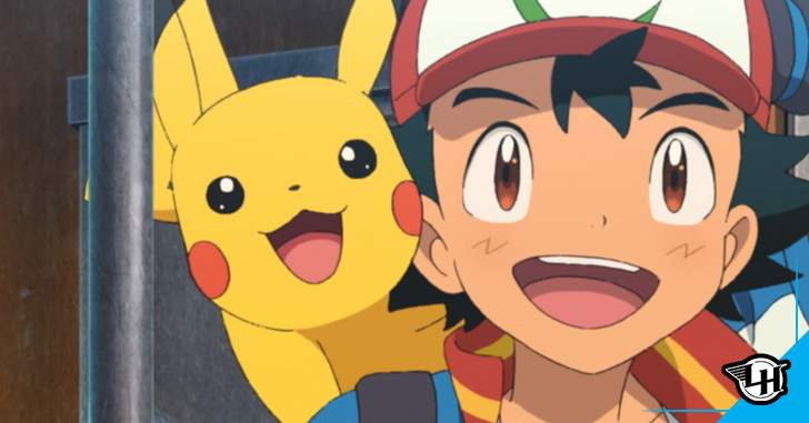 The Pokémon Company presents a boy who sold a deck of cards to treat his dog