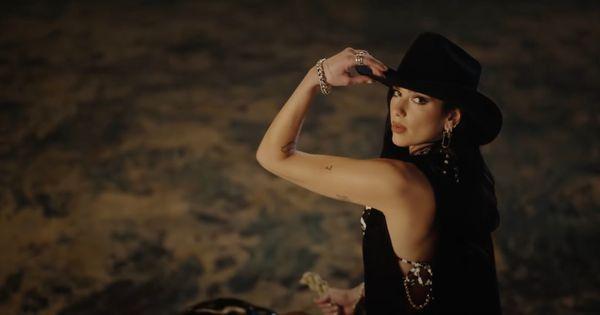 Dua Lipa Releases Love Again Video In Rodeo Mood