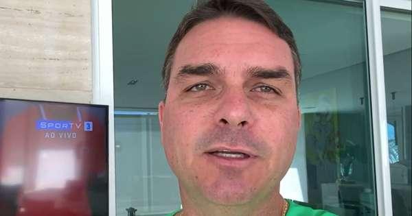 """Filvio Bolsonaro calls Tite a """"hypocrite"""" and a """"squid kisser"""" - Politics"""