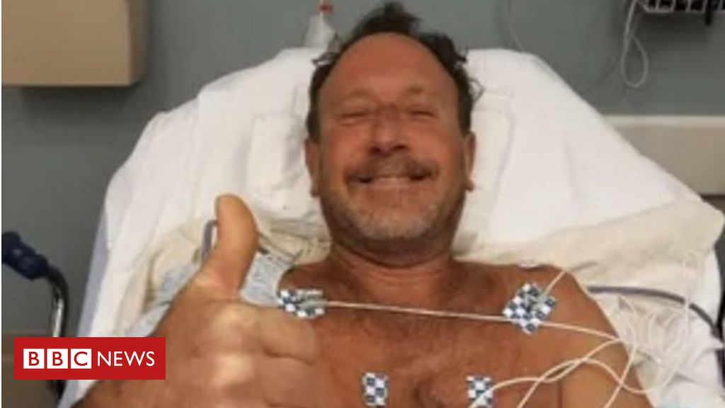"""The amazing story of the fisherman who survived after being """"swallowed"""" by a whale"""