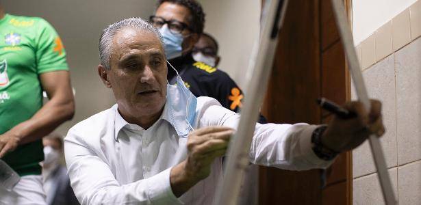 Tite uses the Copa America for the tests and promotes the internal differences in the national team - 13/06/2021