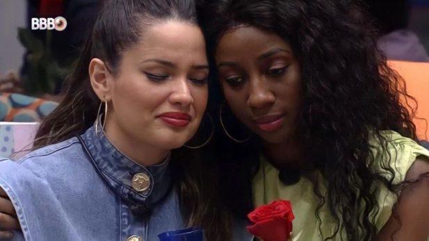 Juliette Supports Camila De Lucas on Bbb21