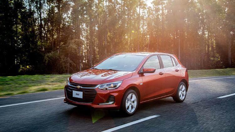 Chevrolet Onyx - Press Release - Press Release