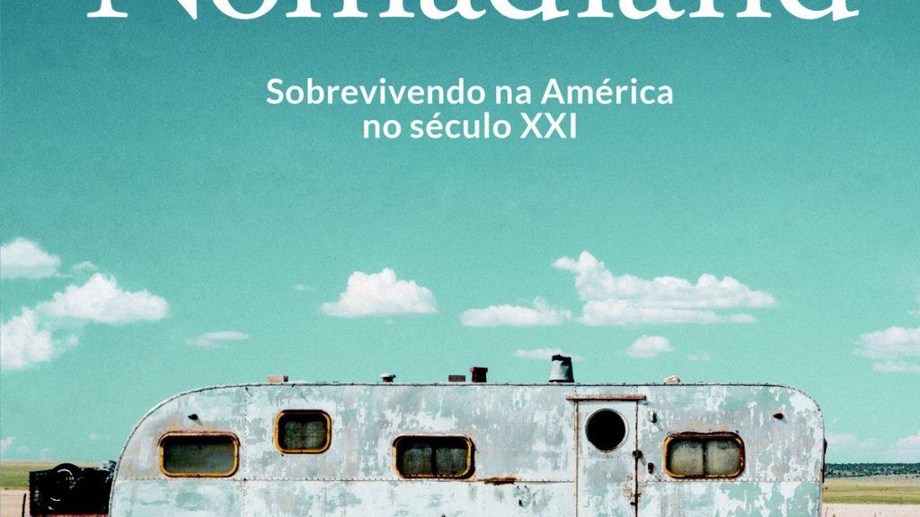 The book that produced Nomadland arrives in Brazil |  Back cover by Elisa Dennis