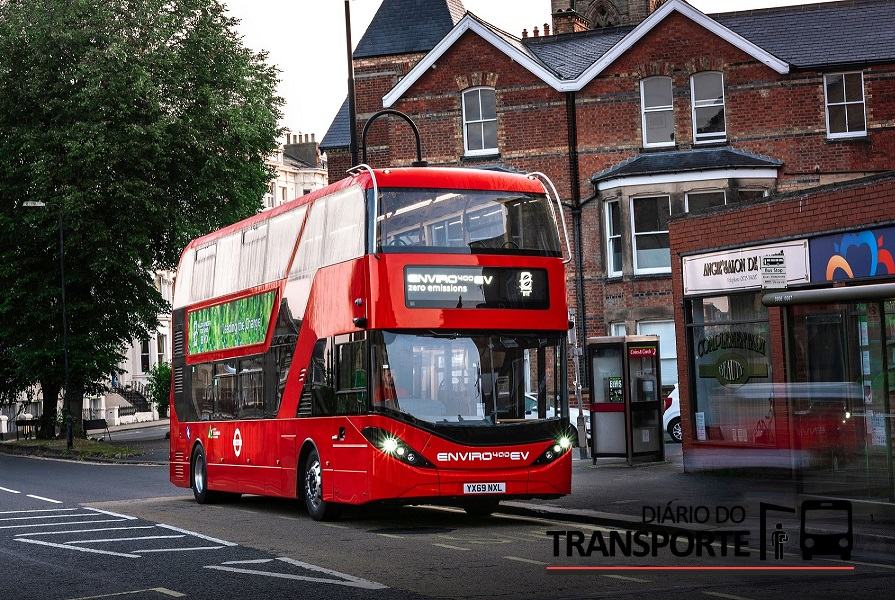 BYD receives orders for 195 electric buses for UK operator RATP Dev London