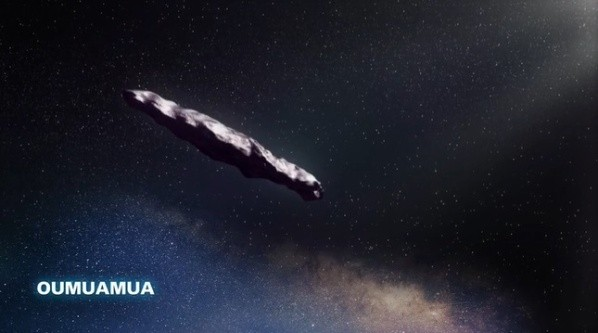 The Pentagon report is expected to reveal what the United States knows about UFOs.  (Picture: video playback)