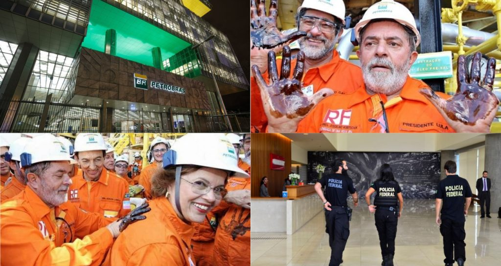 Petrobras recovers money from corruption and Lula pretends to be innocent