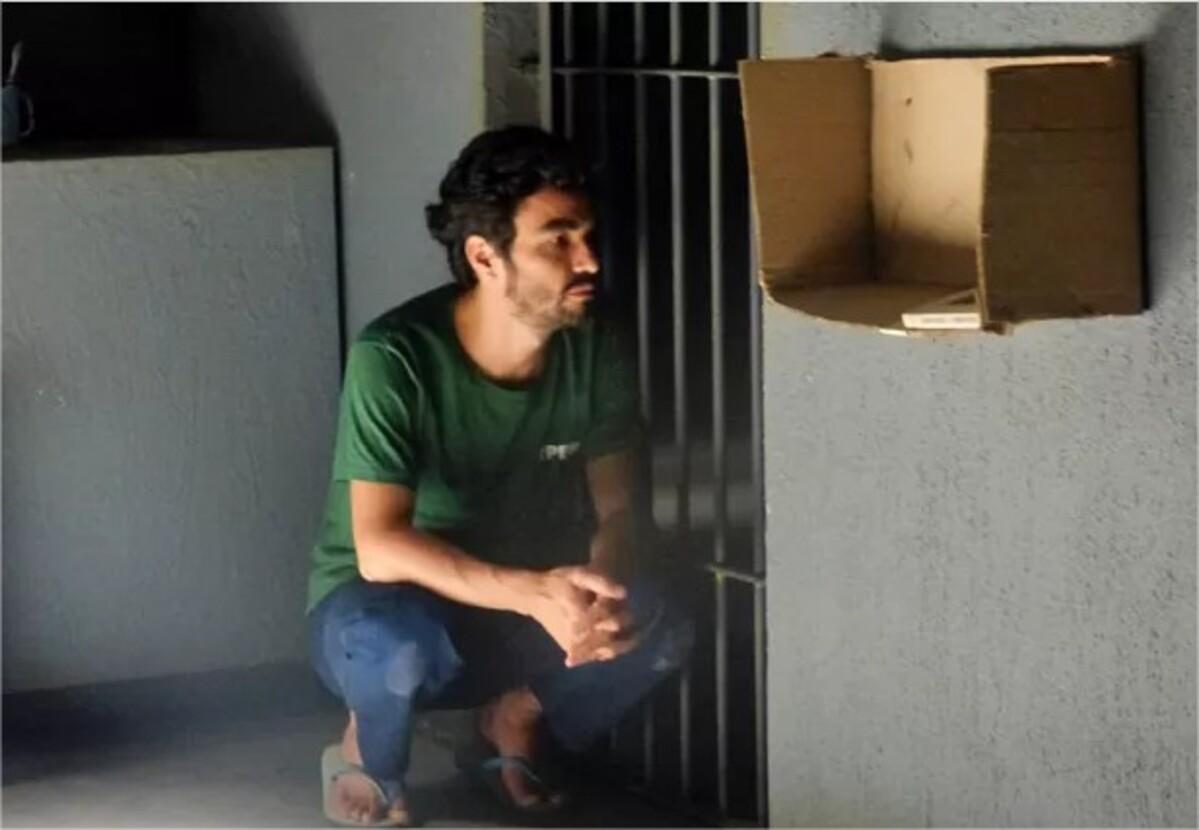 The end of Jose Pedro in the telenovela Império