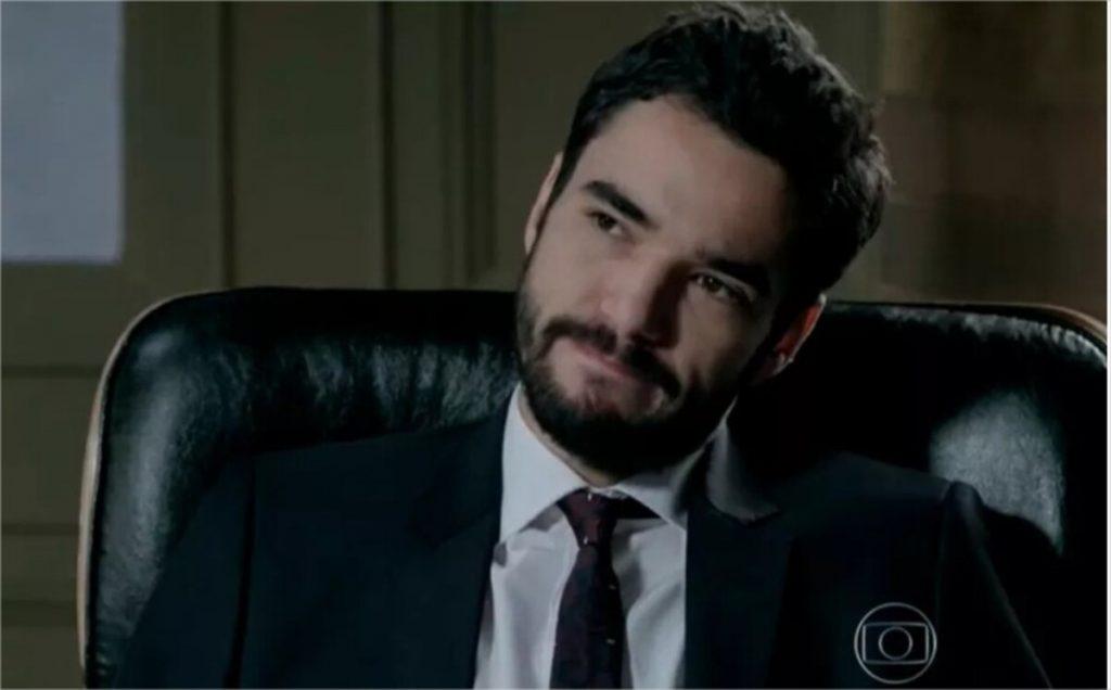 final de José Pedro na novela Império