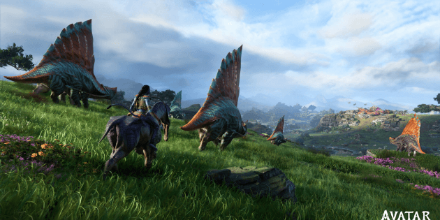 Avatar: Frontiers of Pandora receives a new game trailer featuring Snowdrop technology