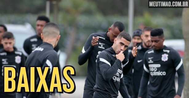 Corinthians finish preparations to face Bahia without strikers;  See the lineup