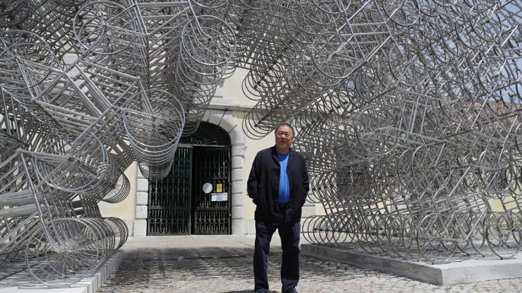 'Feeling good': Ai Weiwei picks Portugal for new show, Home