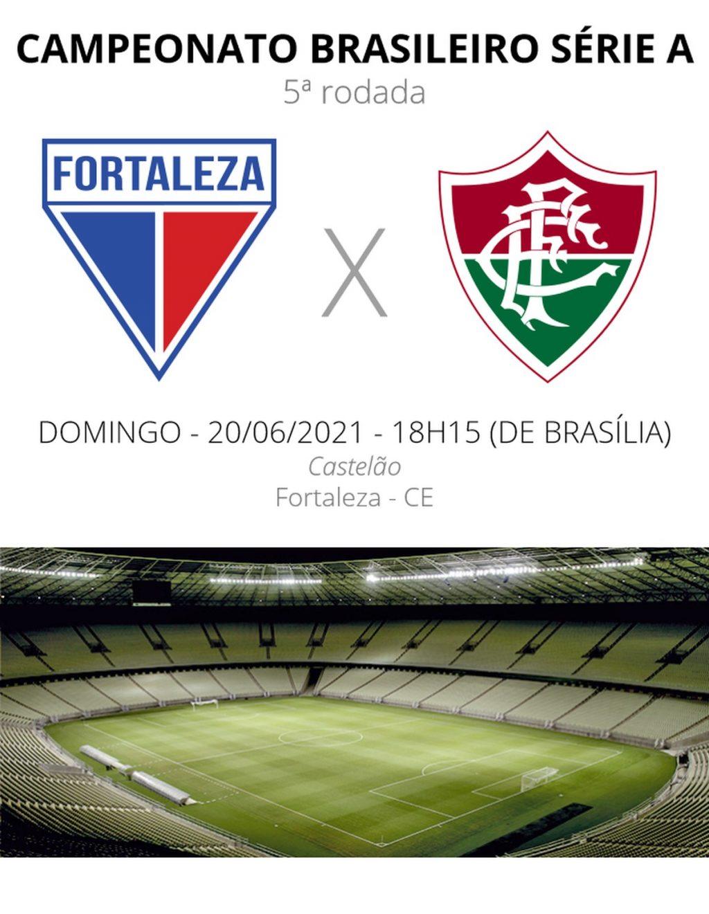 Fortaleza x Fluminense: See where to watch, teams, embezzlement and arbitration |  Brazilian series