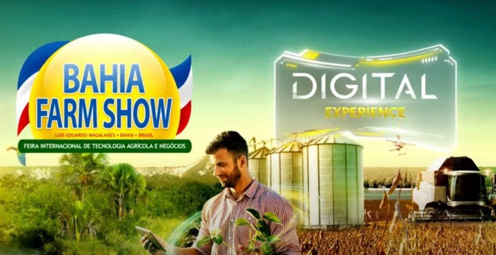 Good agricultural practices are highlighted at Bahia Farm Show Digital Experience