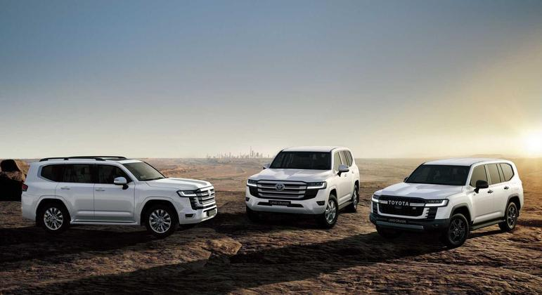 Introducing a new generation of Toyota Land Cruiser 2022 - Prism