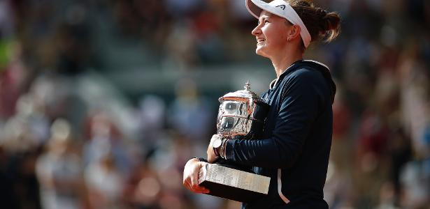 Krizhikova defeats Russia and wins in her first tournament at Roland Garros - 06/12/2021