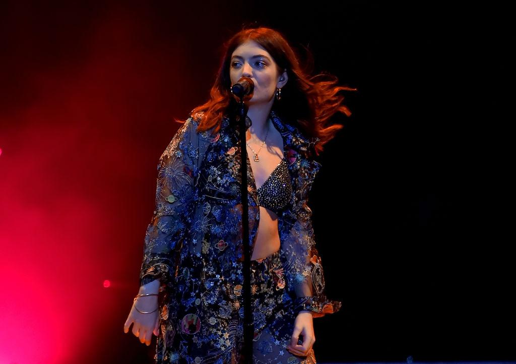 Cantora Lorde divulga data para lançamento de novo álbum