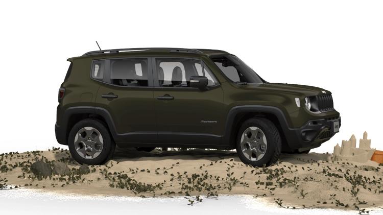 Jeep Renegade - Press Release - Press Release