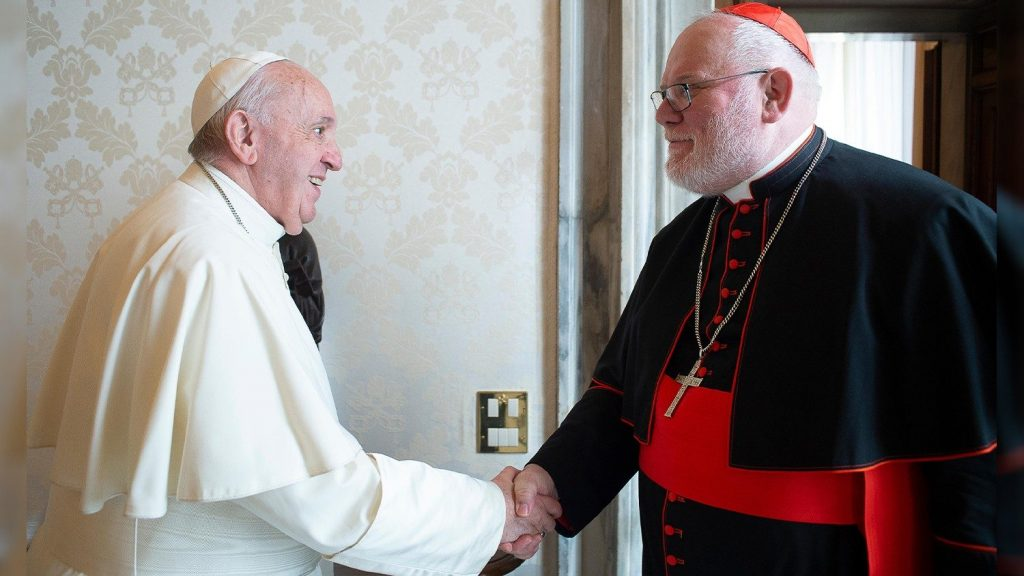 Pope rejects Marx's resignation: 'He is still the Archbishop of Munich'