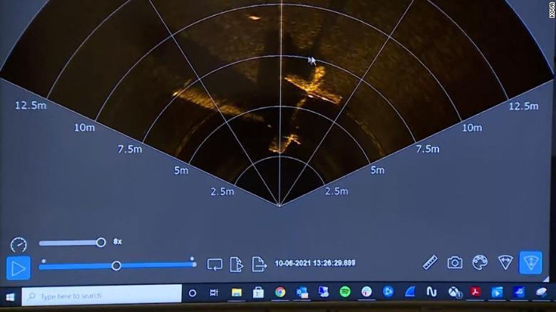 Sonar aircraft