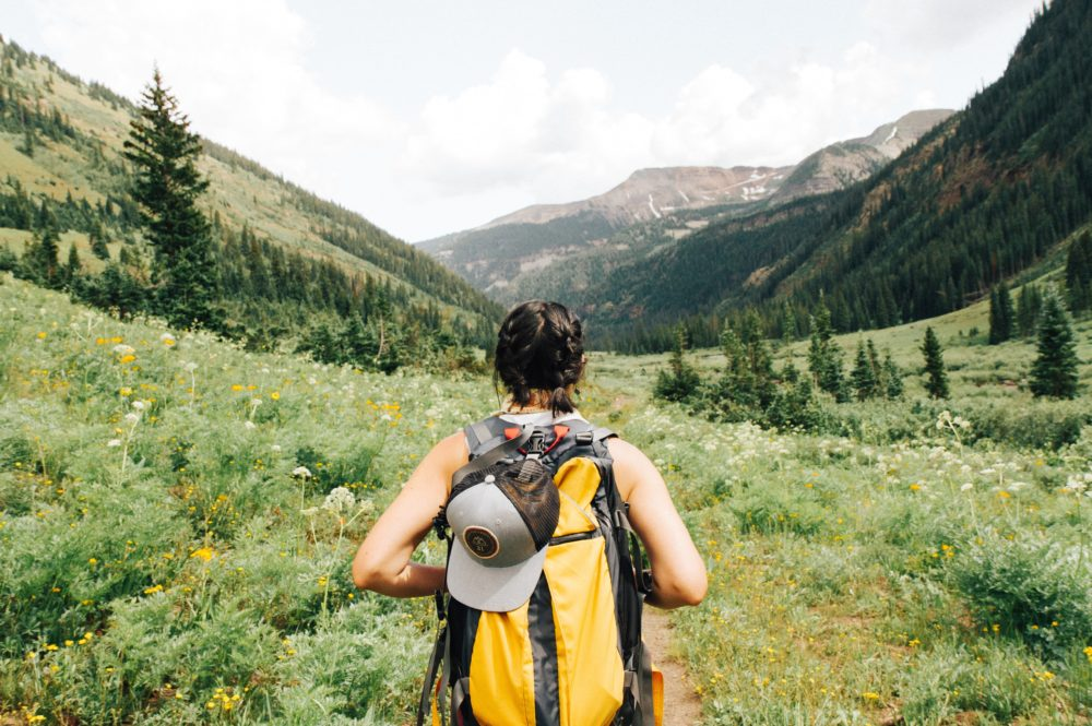 The researcher says science needs to look more at women who travel alone