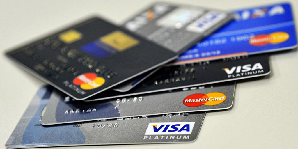 The store owner will be able to post credit card dues from Monday