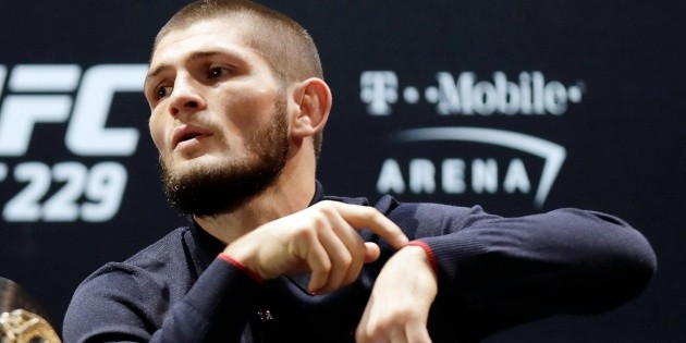 """UFC: Khabib praises """"Do Bronx,"""" but refers to another fighter as future lightweight champion"""