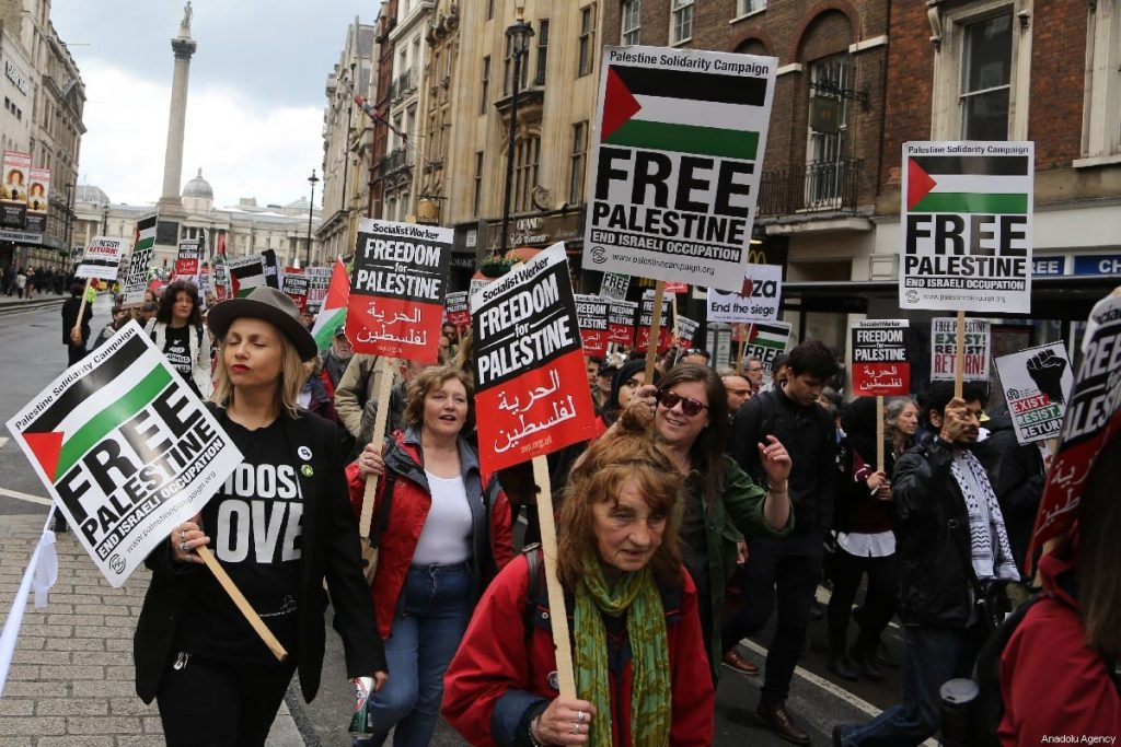 UK Labor officials block debate on call for sanctions against Israel - Eastern Watch