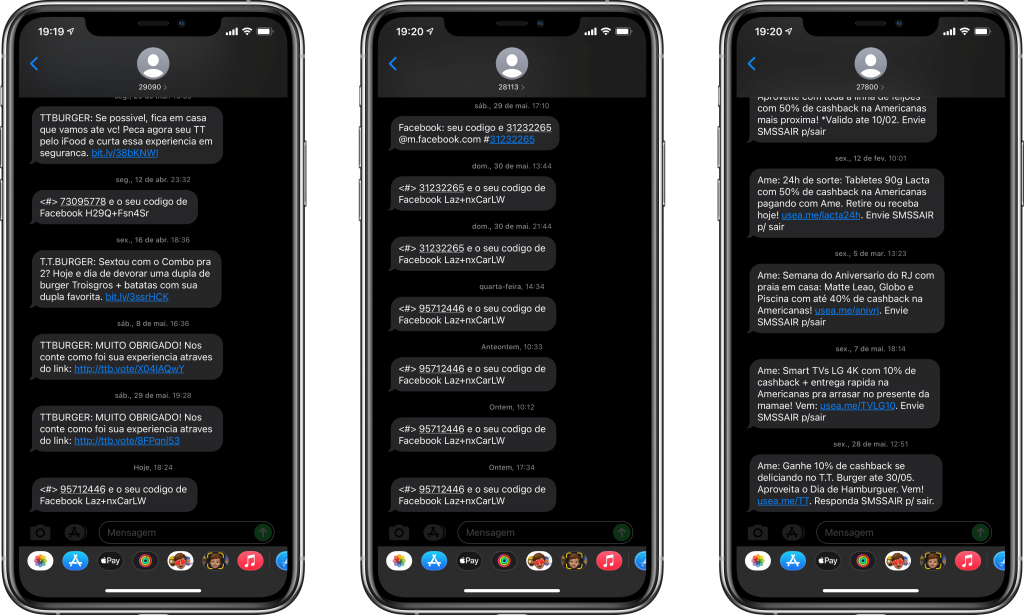 iOS 15 feature will filter unwanted SMS - MacMagazine.com.br