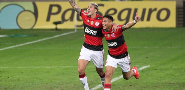 Flamengo play for spending and beat Cuiaba with two goals from Pedro and Thiago Maya - 07/01/2021