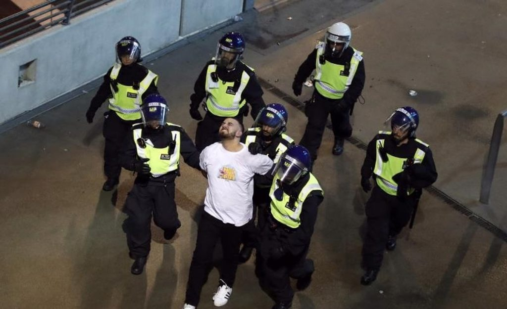 Prisons (and chaos) in London and parties in Italian cities celebrate after Euro 2020 final |  Europe