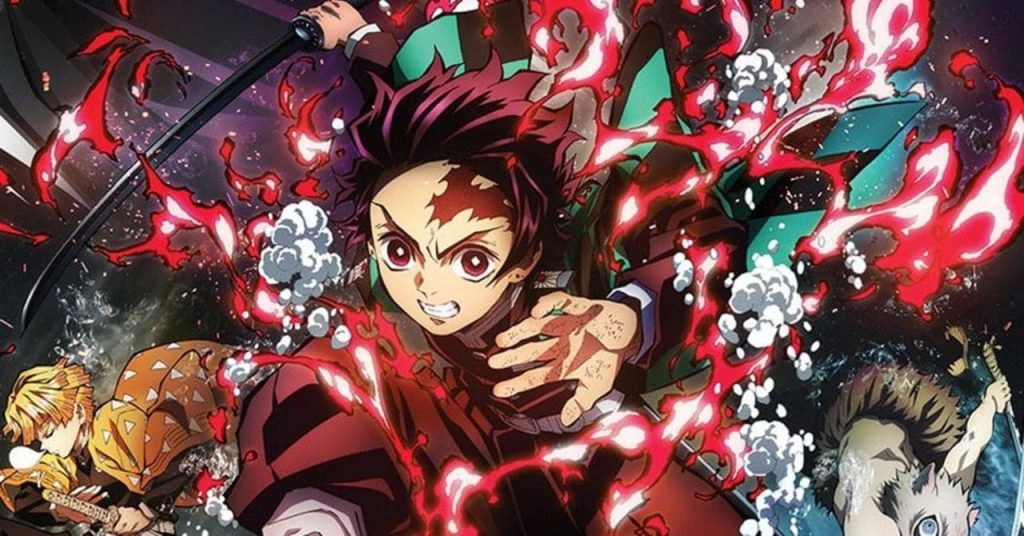 The animated movie Demon Slayer will be released in the UK in July