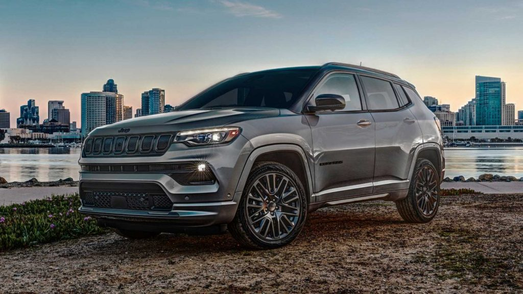 After Brazil, Jeep Compass 2022 debuted in the United States