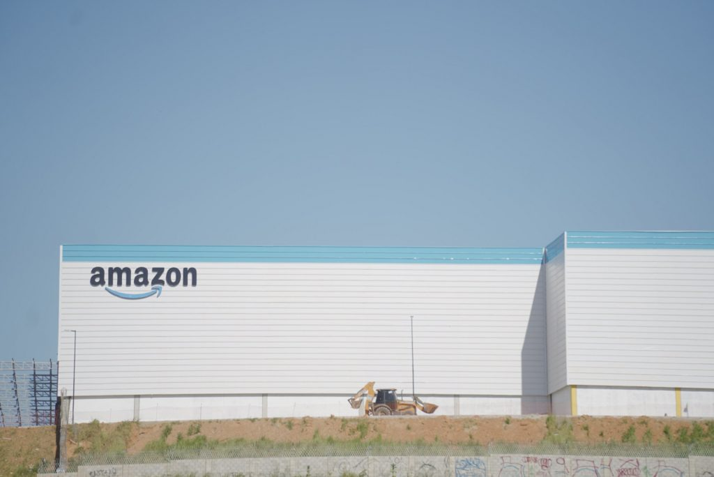Watch Amazon's new distribution center in Ceará |  people's economy