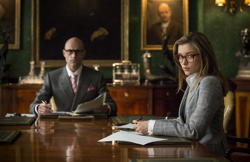 In the story, a devastating attack destroyed the headquarters of the Kingsman spy organization.  (Photo: Disclosure)