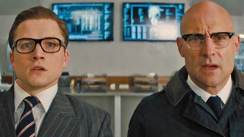 The feature film is a continuation of the 2014 movie Kingsman: Secret Service (Image: Trailer)