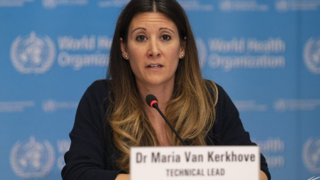The World Health Organization warns that the end of the pandemic may be far away