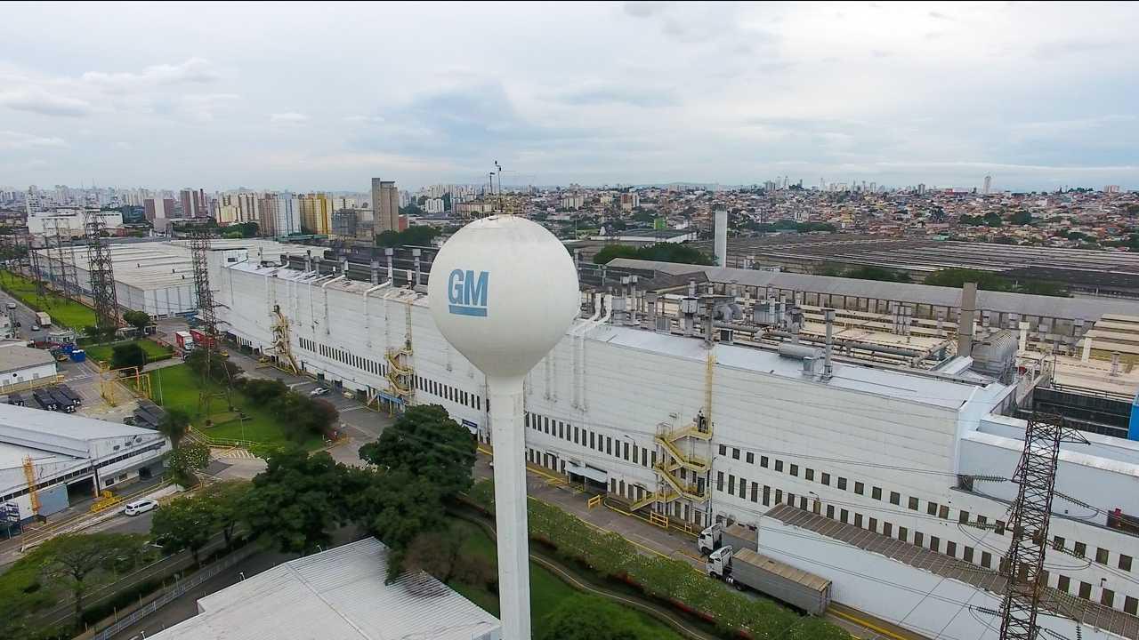 General Motors Factory - Chevrolet - Sao Caetano do Sul