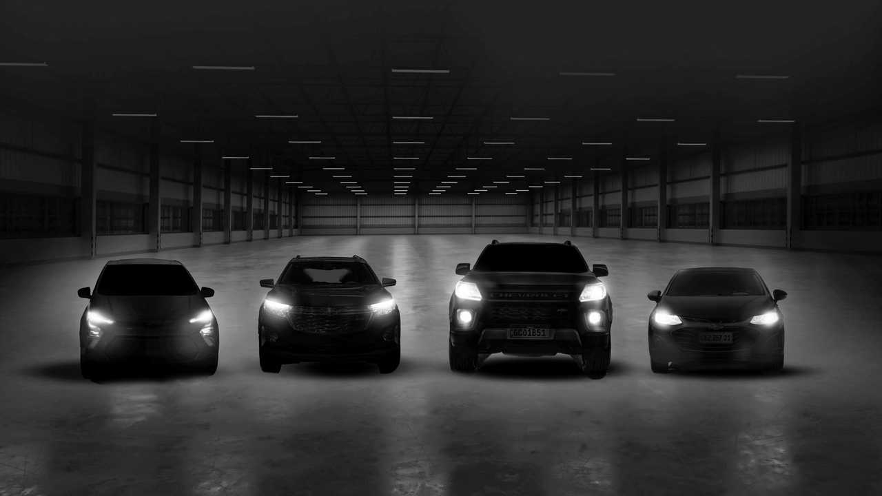 Chevrolet - Four cars launched in 2021