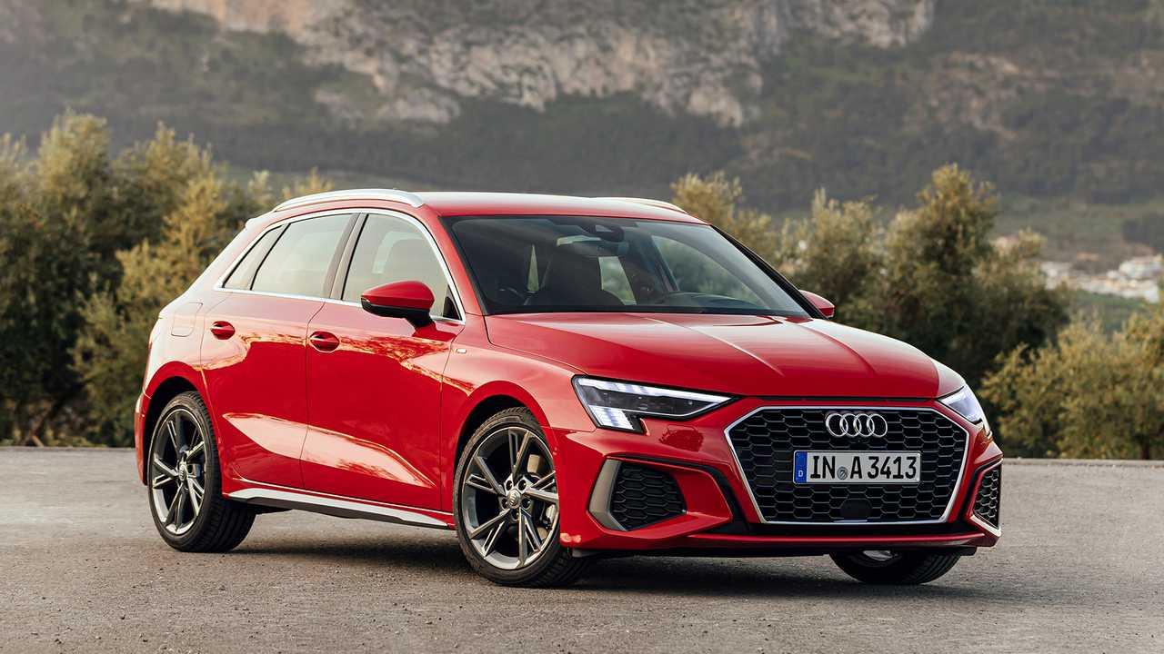 Audi A3 Sportback 2021 - Review
