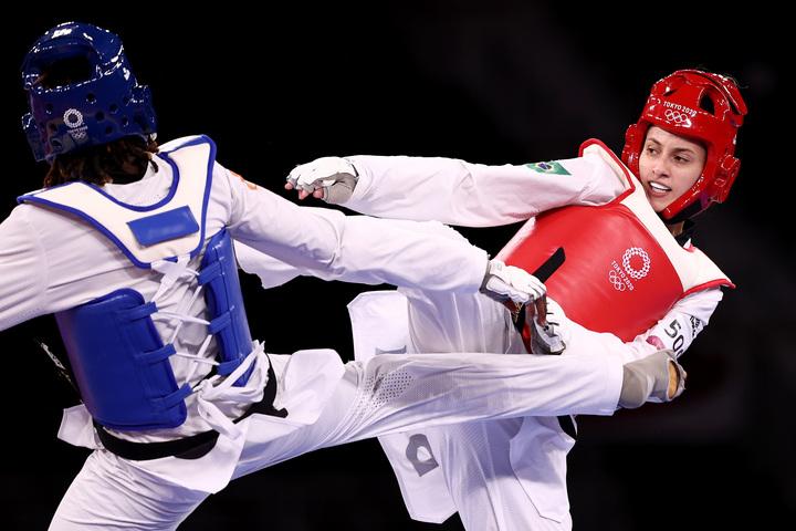 Melina Titonelli loses bronze in La Taekwondo competition