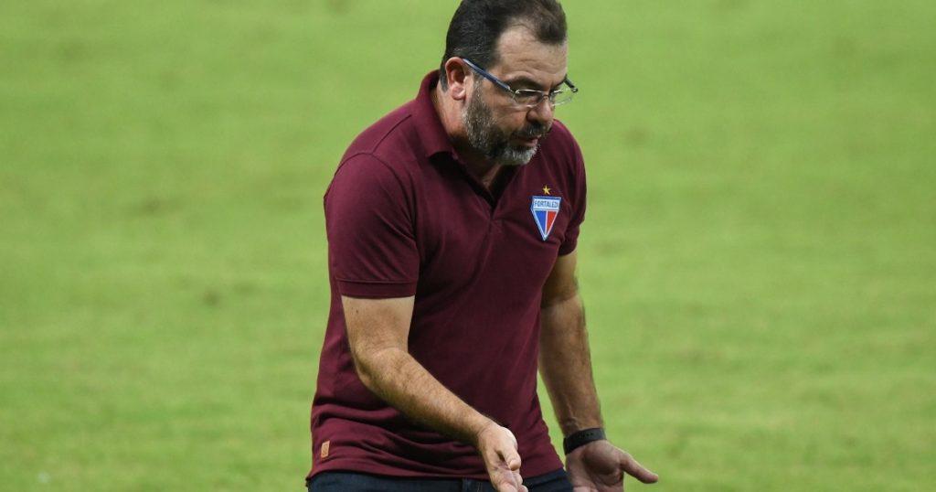 Anderson Moreira is Botafogo's new coach