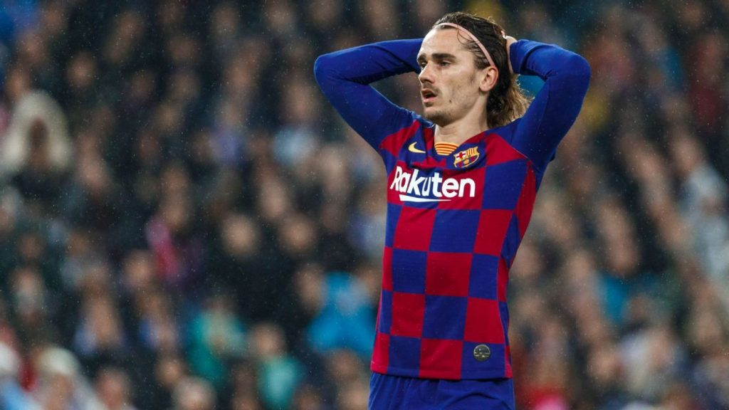 Barcelona dares to put another name on Atletico's table in exchange for Griezmann, says newspaper